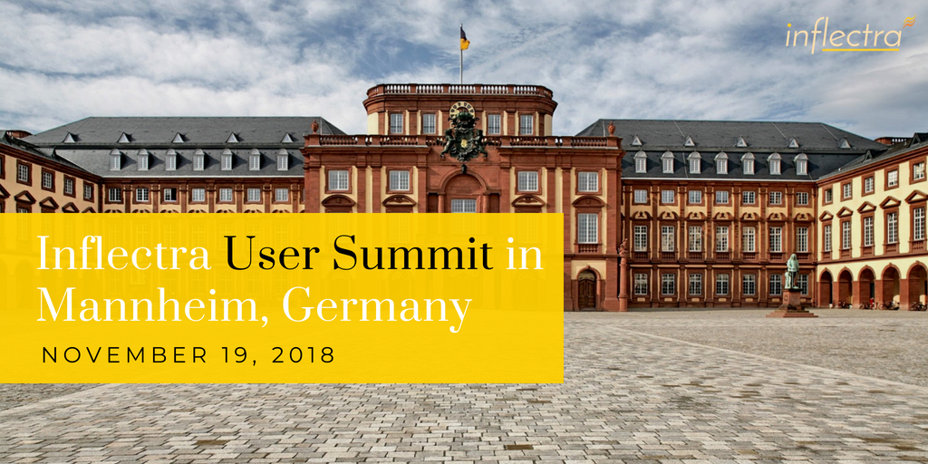 Inflectra German User Summit 2018 (Mannheim)